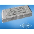 12W 0/1-10V dimmable Led driver