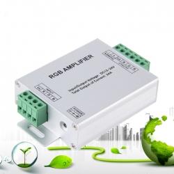 12V 12A 144W 3528 5050 RGB LED Strip Amplifier 3 Channel 4A/Channel