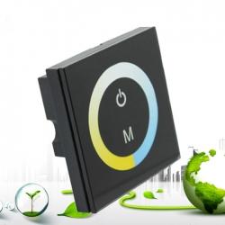 Touch Panel Color temperature Kelcin adjustable Controller