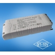 40W 0/1-10V dimmable Led driver