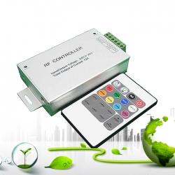 20-key 3x4A RF Wireless Remote RGB Led Controller