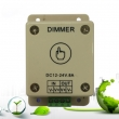 DC12-24V 8A Touch LED Strip Light Dimmer Controller For 3528 5050 Single Color Strip